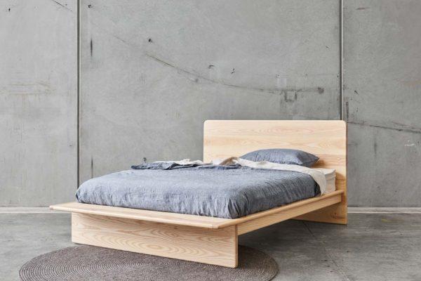 American-Ash-Bed