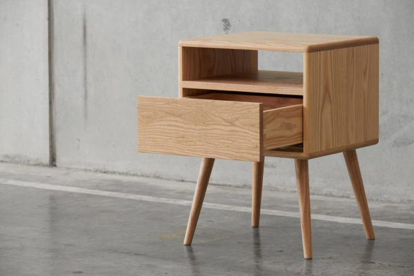 American-Ash-Bedside-Table