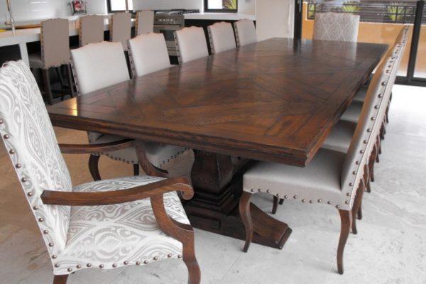 American-White-Oak-Table